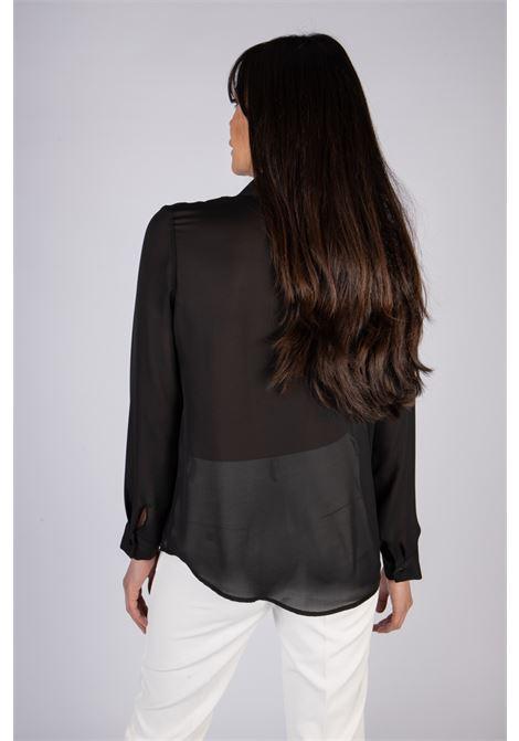 VICOLO | Shirt  | TH0571NERO