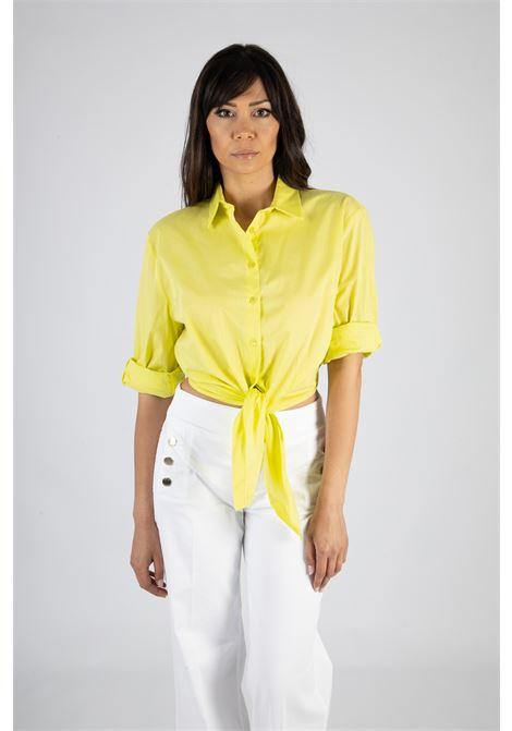 VICOLO | Shirt  | TH1352LIME