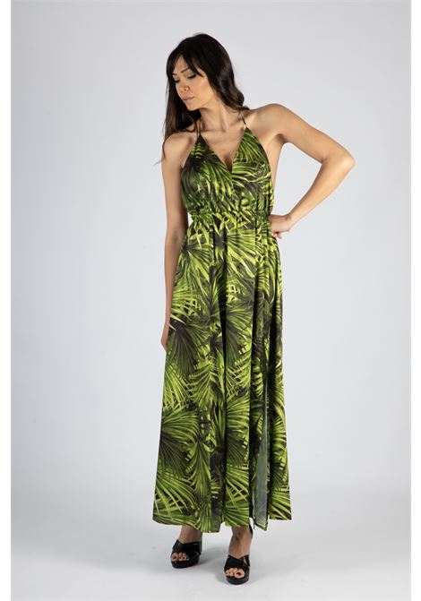 VICOLO | Dress  | TH1548VERDE