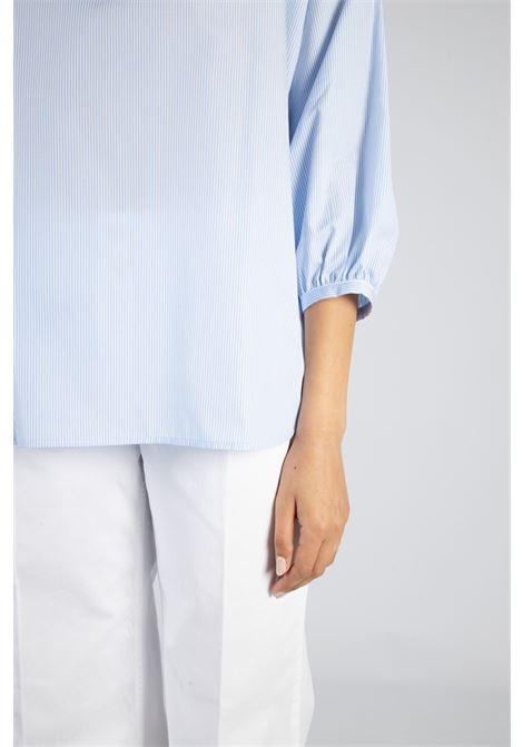 VICOLO   Shirt    TH1646CELESTE