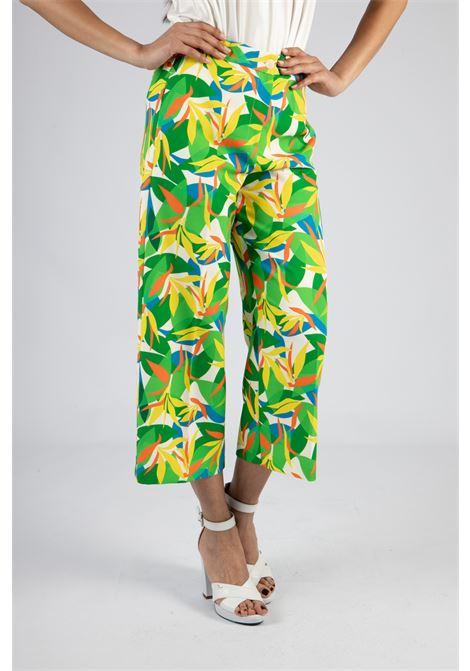 VICOLO | Pants  | TH1836VERDE