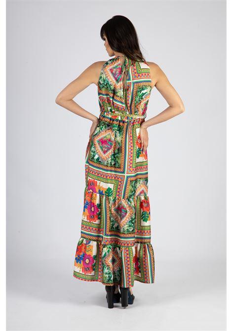 VICOLO   Dress    TH1990MULTI