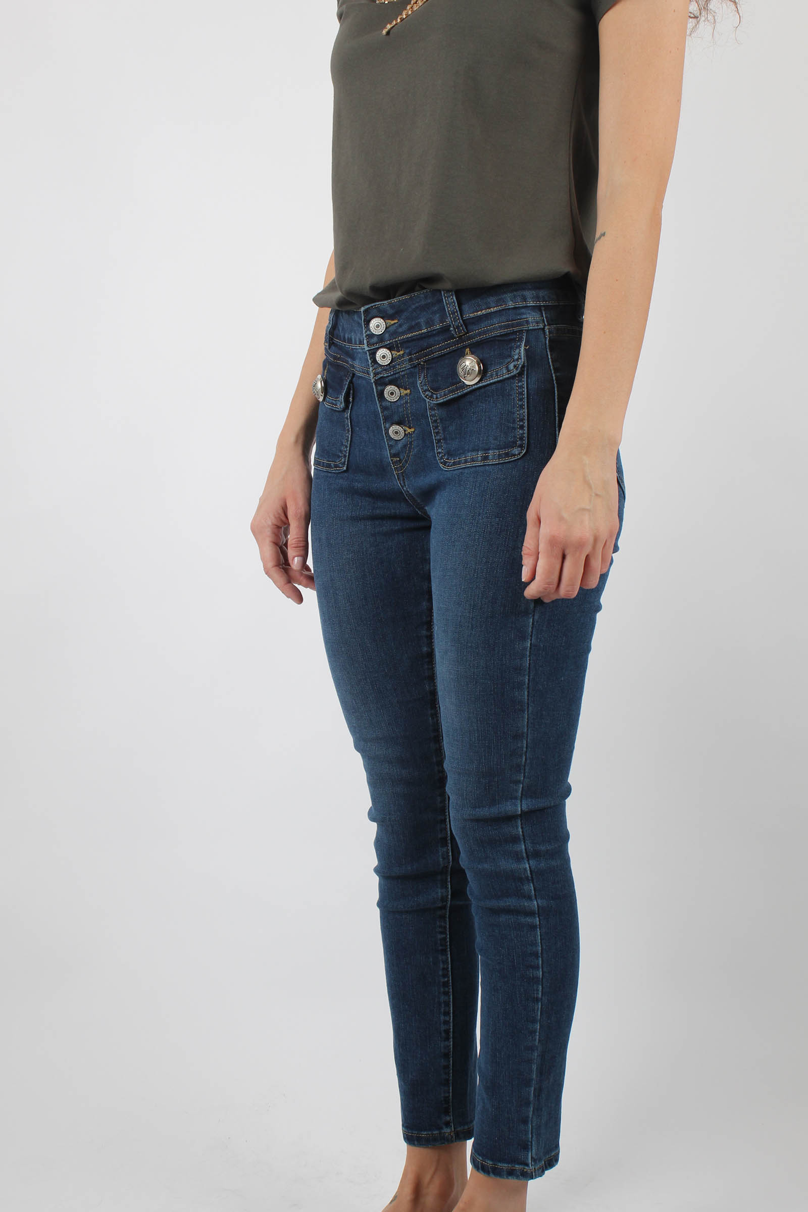 FANFRELUCHES      JEANS ARMY1