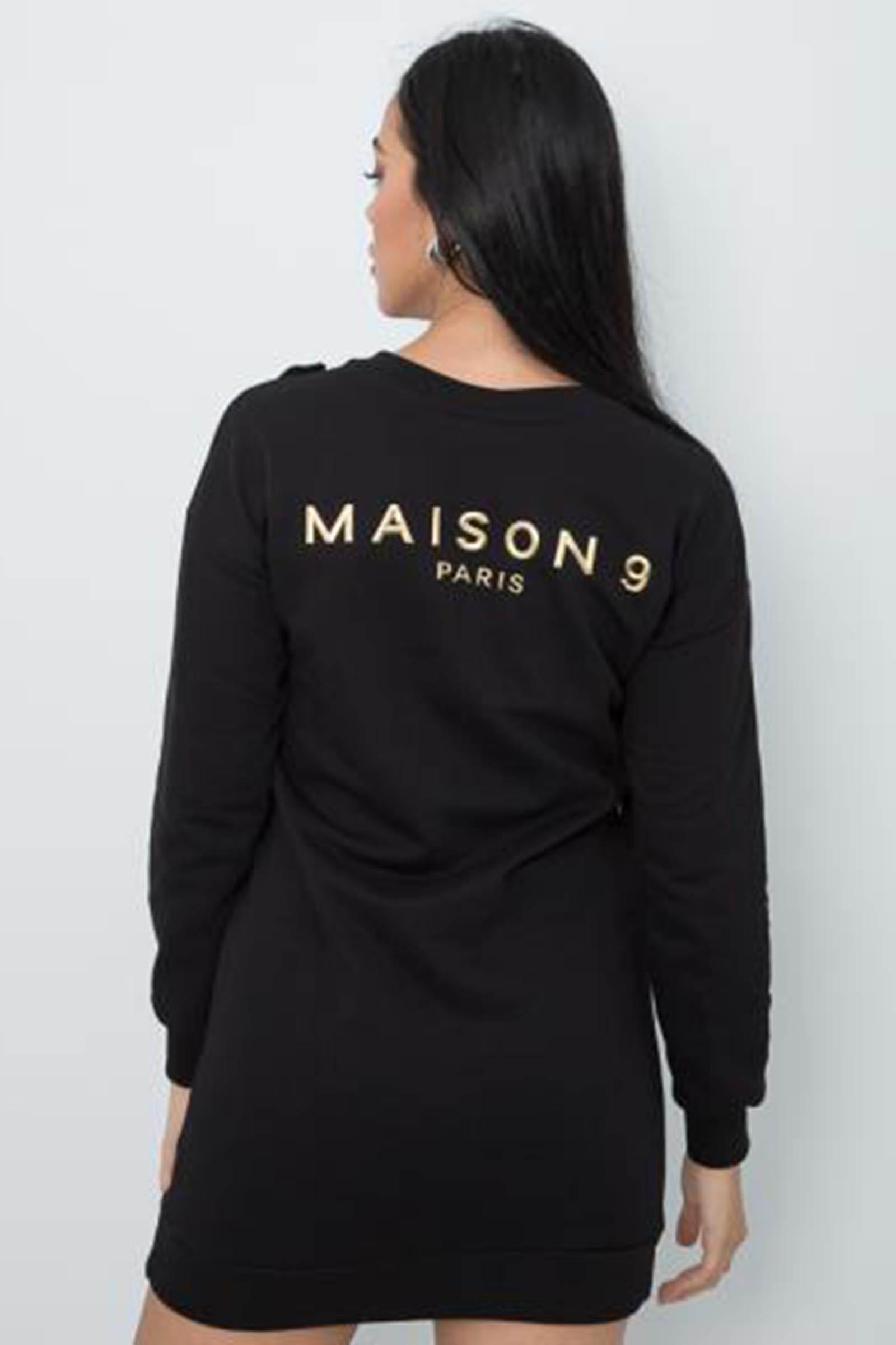 MAISON 9 PARIS      M9FA70961