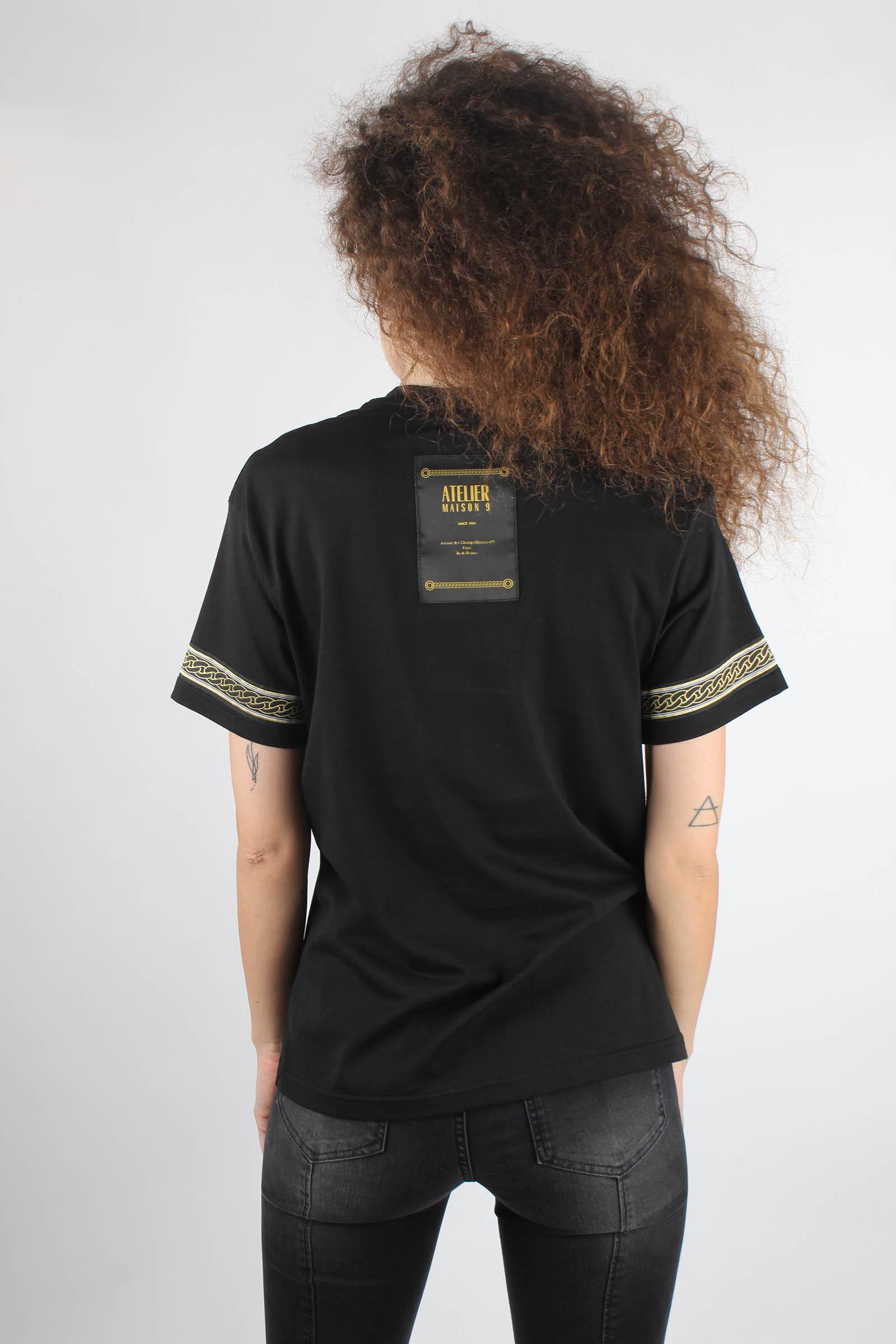 MAISON 9 PARIS | T-shirt | M9FM41061
