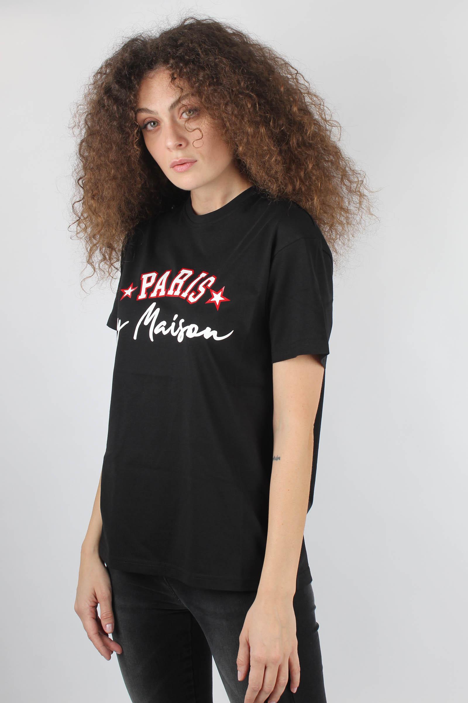 MAISON 9 PARIS   T-shirt   M9FM41101