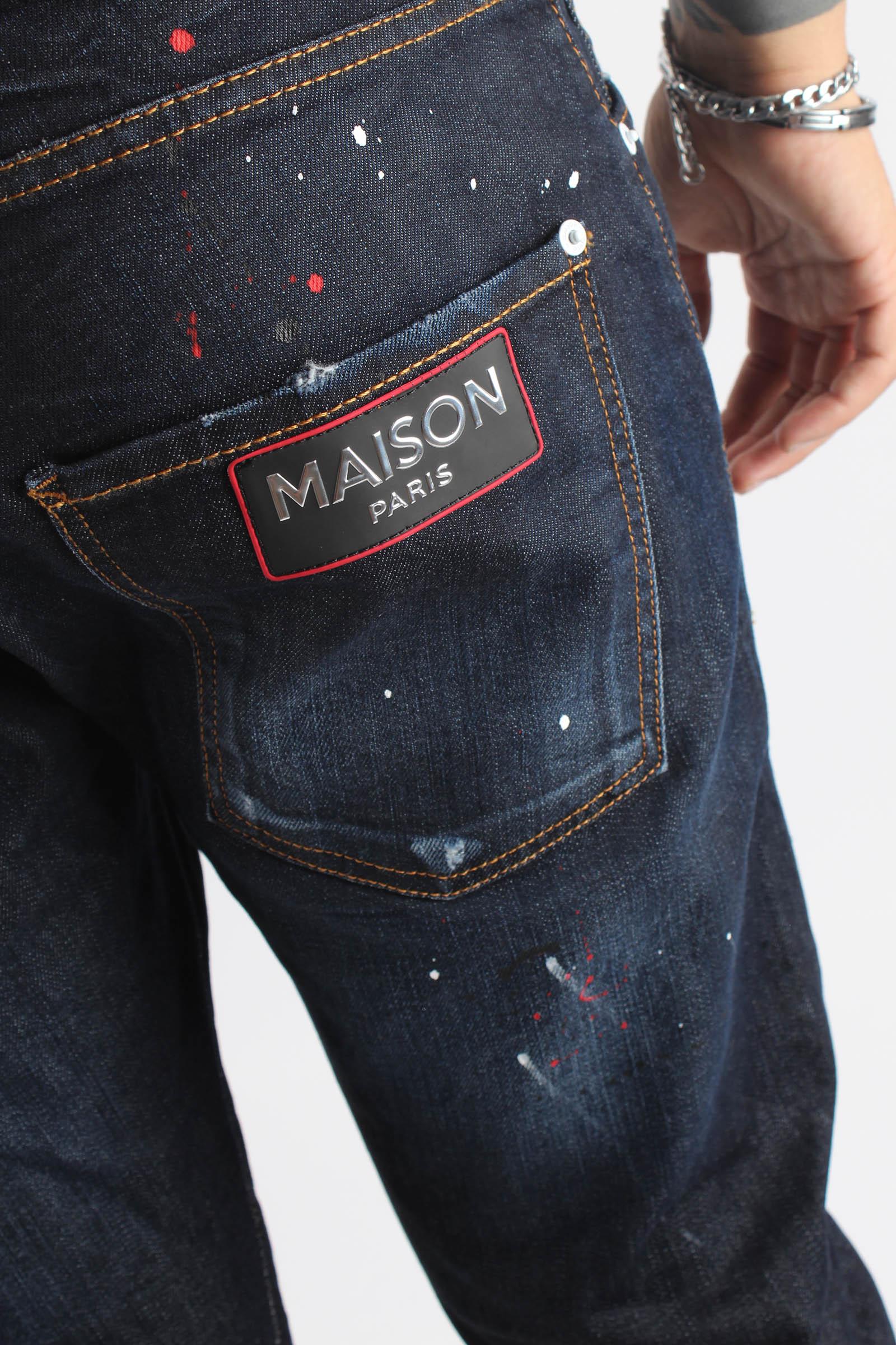 MAISON 9 PARIS   Jeans   M9J1151