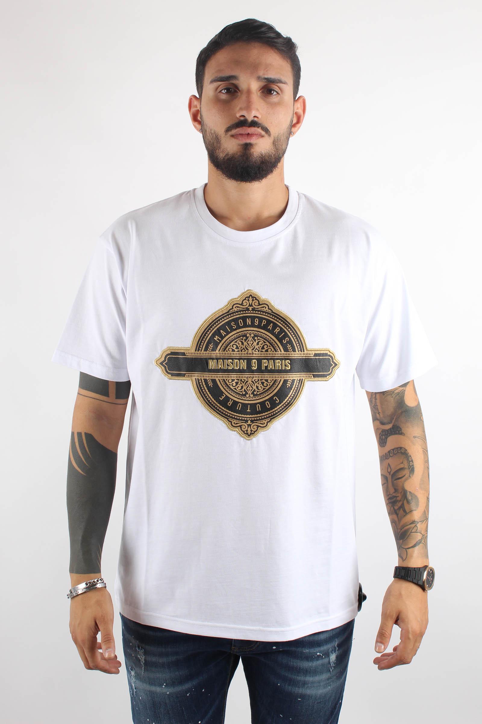 MAISON 9 PARIS | T-shirt | M9M22192