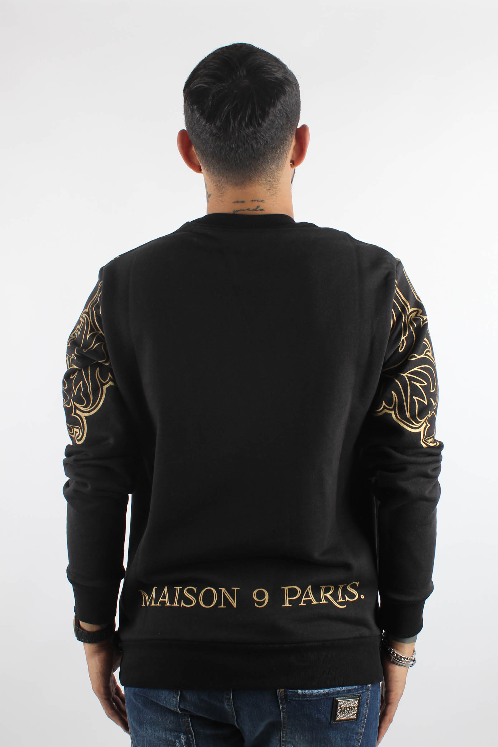 MAISON 9 PARIS      M9MF11852