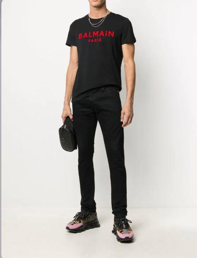 BALMAIN | T-shirt | VH1EF000B073EAE