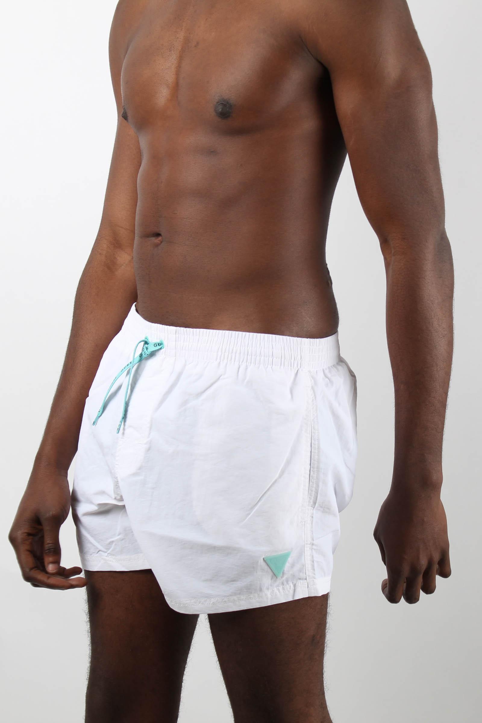 GUESS   Shorts   F02T00 TEL27TWHT