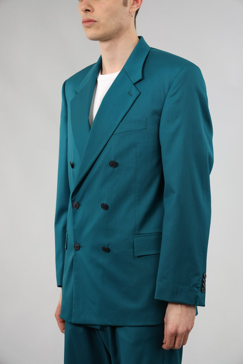thom doublebreasted suit jacket ice Paura | Giubbino | 05DP0008M06702