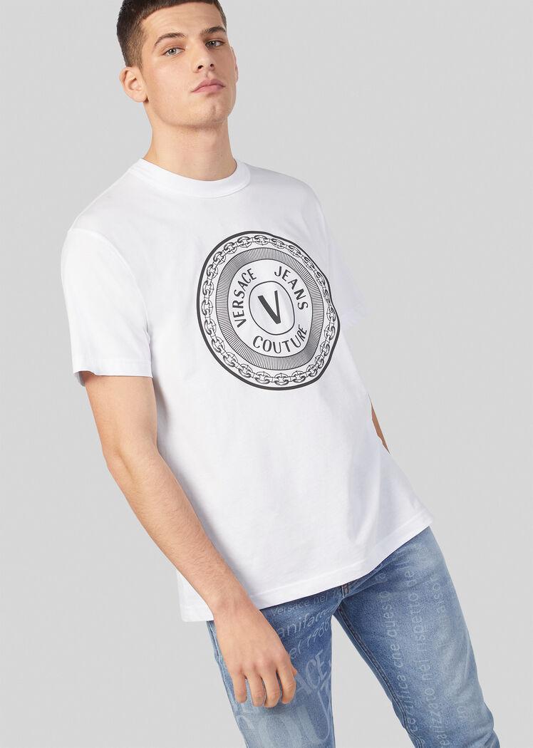 VERSACE JEANS | T-shirt | B3 GWA7TD 30319003