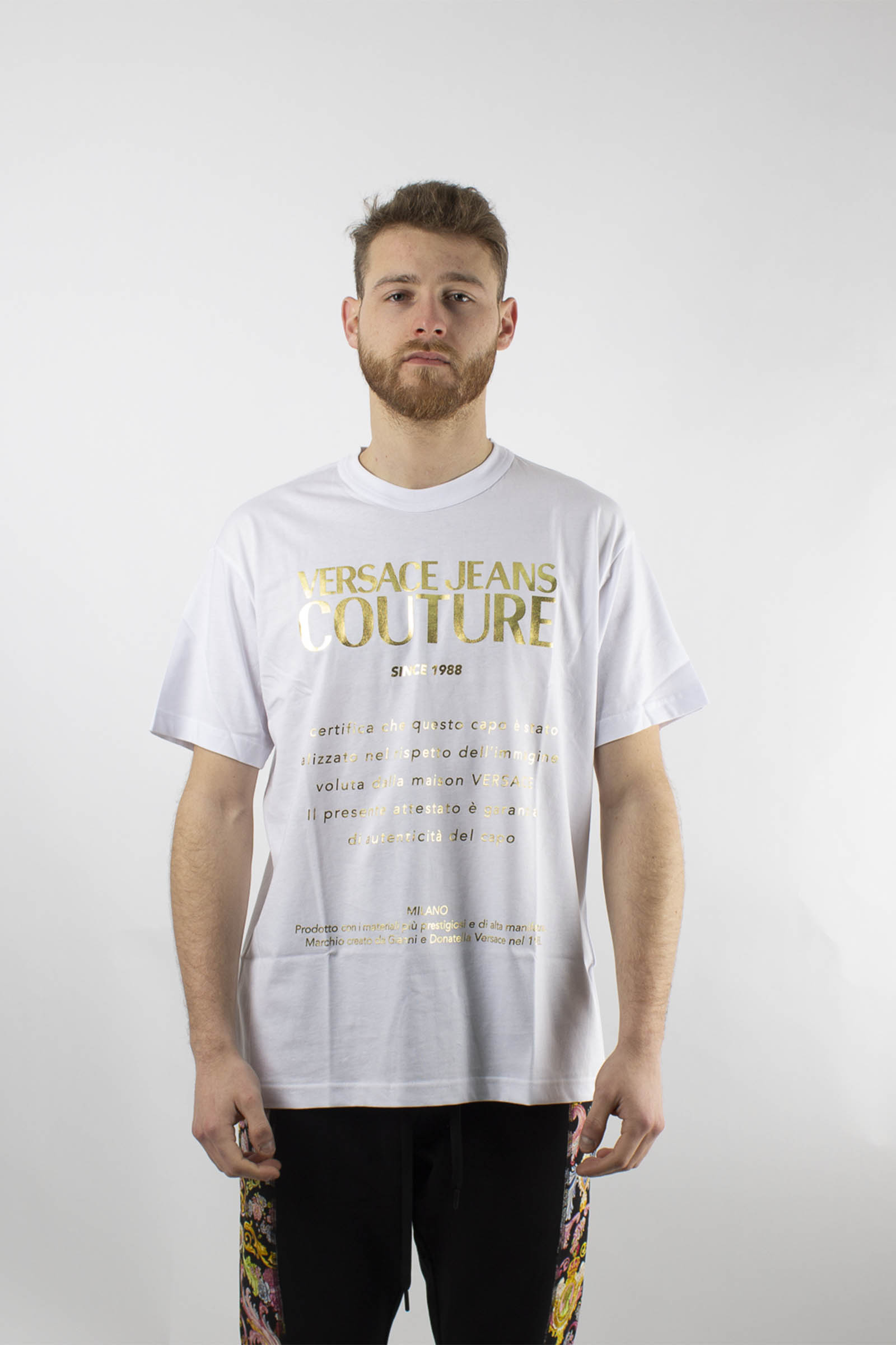 VERSACE JEANS | Shirt2 | B3 GWA7VT 30319K41