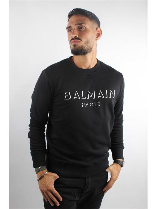 BALMAIN | Felpa | UH13277 I364OPA