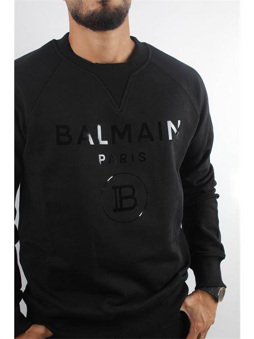 BALMAIN | Felpa | UH13279 I382EAP