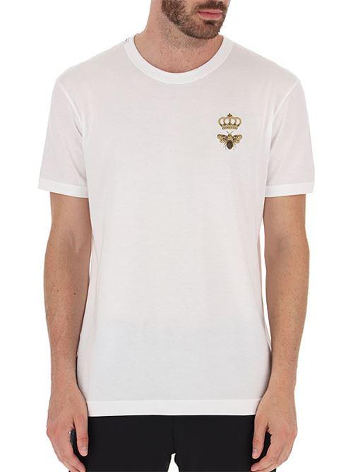 DOLCE&GABBANA | T-shirt | G8JX7ZW0800