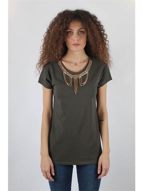 FANFRELUCHES | T-shirt | GOLD1