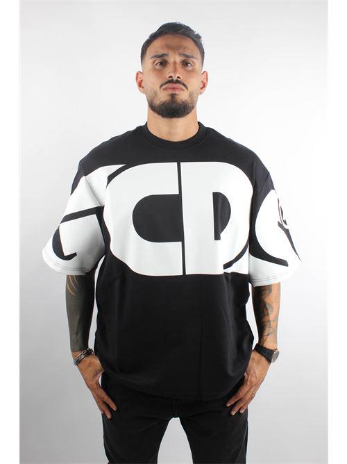 felpa logo stampato in petto GCDS | T-shirt | 2100602