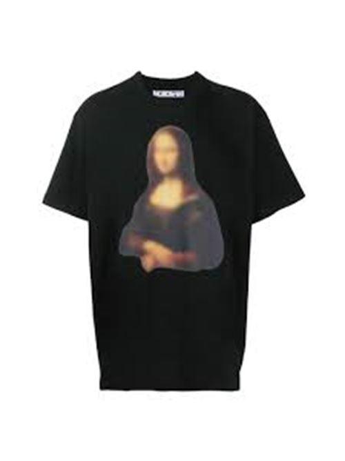 OFF-WHITE | T-shirt | BLURRED MONALISA S/S SLIM1