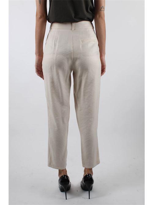 pantalone raso lucido THE LULU | Pantalone | 0201