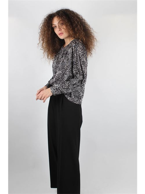 blusa manica lunga multipuntinata THE LULU | Blusa | 10311