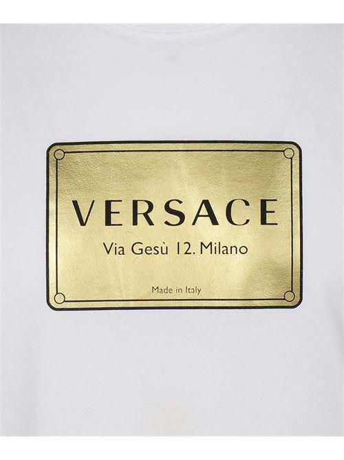 VERSACE | T-shirt | A87387 A2288061