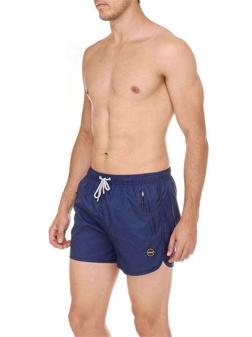 short con zip laterali F**K | Costume | F20-2003BL