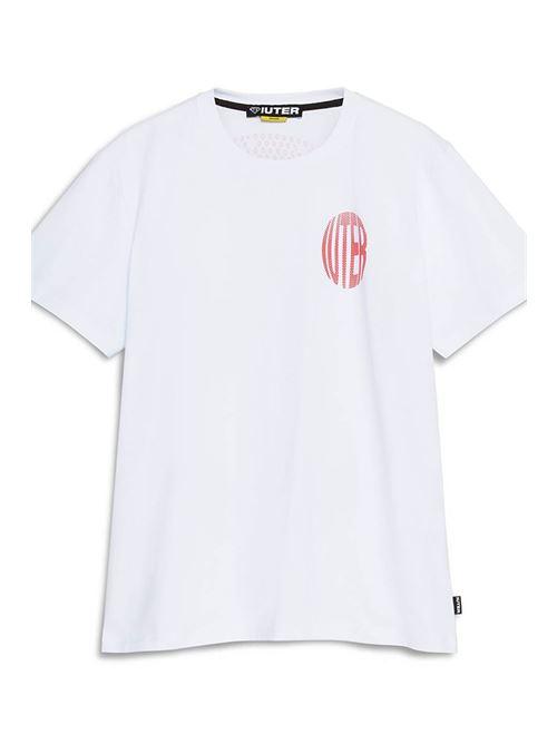 T-shirt Iuter  20SITS073 IUTER   T-shirt   20SITS073