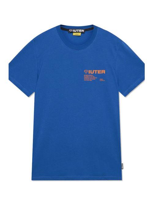 T-shirt Iuter 20SITS092 IUTER   T-shirt   20SITS092