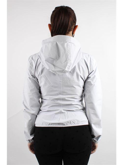 Giubbino K-way Donna bianco K-WAY   Giubbino   K00BDK0001