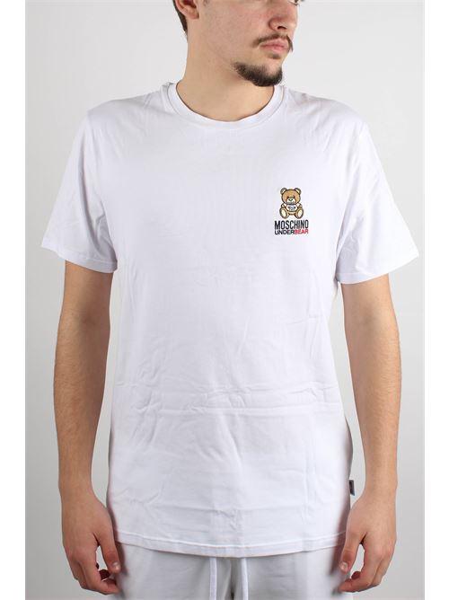 T-shirt moschino MOSCHINO   T-shirt   A 1905 81030001