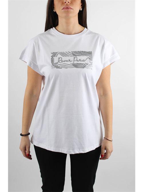 t-shirt rever paris REver paris | T-shirt | RA026120D2