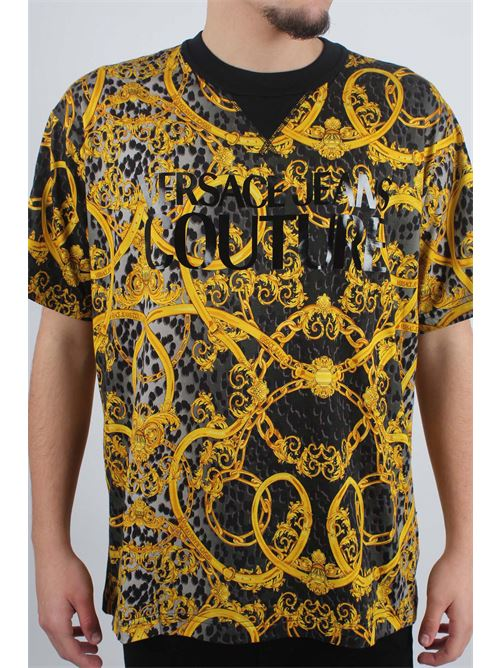 T-shirt Versace B3GVA7RB S0638899 VERSACE JEANS | T-shirt | B3GVA7RB S0638899