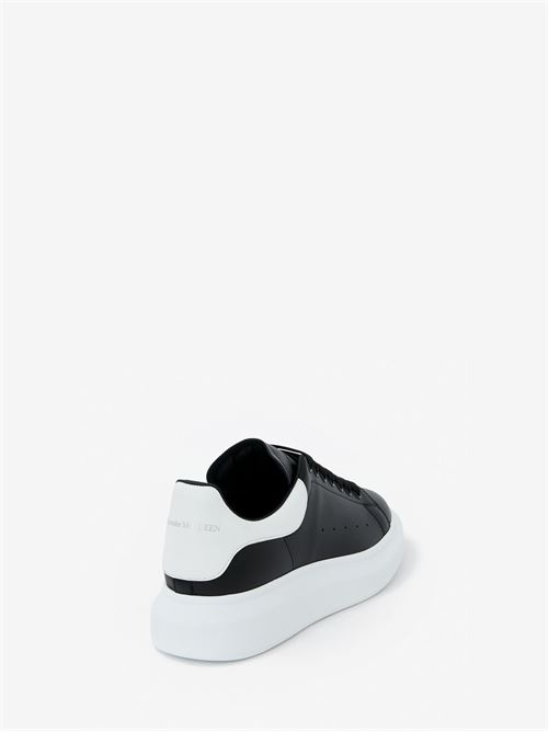 sneakers pelle 100% calf leather ALEXANDER McQUEEN | Scarpe | 553680/WHGP51070