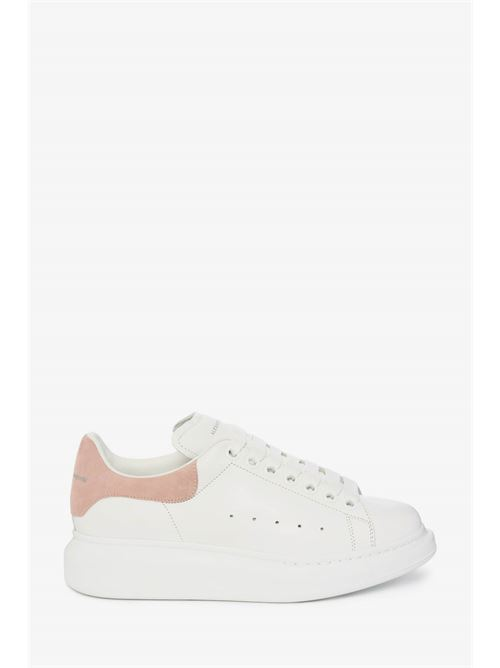 sneakers pelle jacquard/calf ALEXANDER McQUEEN | Scarpe | 553770/WHGP791821