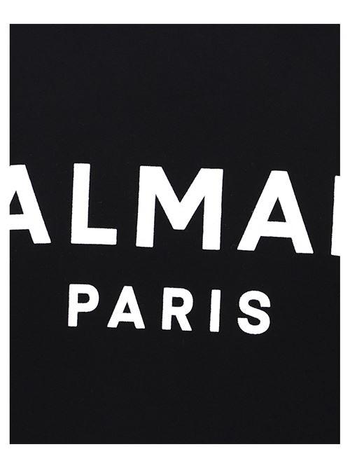 BALMAIN | T-shirt | UH11601I398EAB
