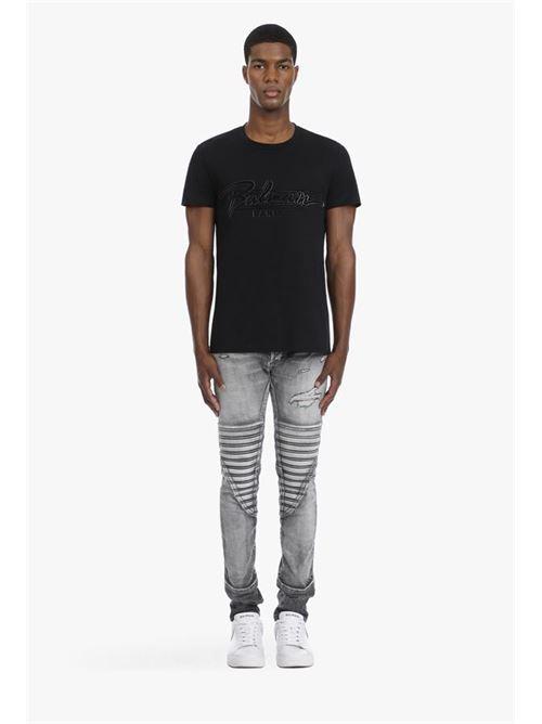 BALMAIN | T-shirt | VH1EF000B0351