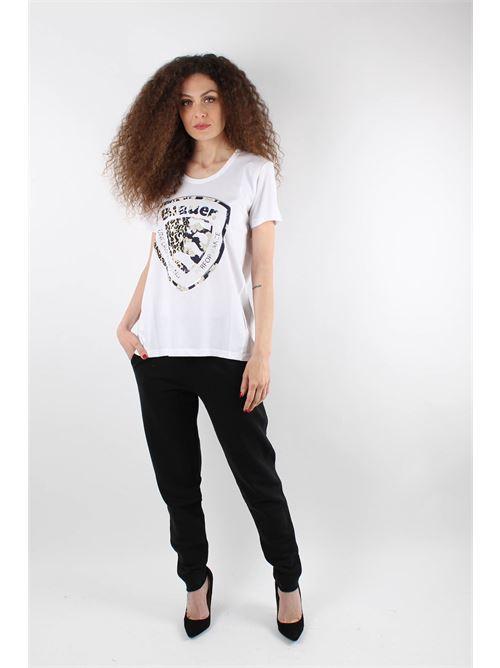 BLAUER | T-shirt | 21SBLDH02138100