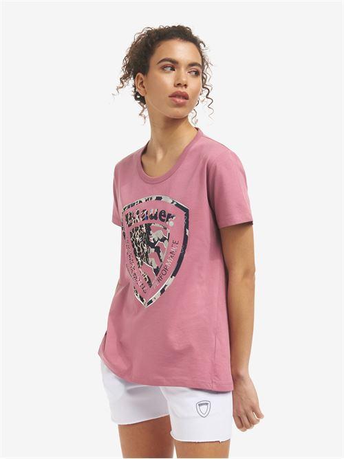 BLAUER | T-shirt | 21SBLDH02138531