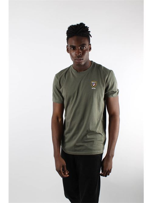 BLAUER | T-shirt | 21SBLUH02130702