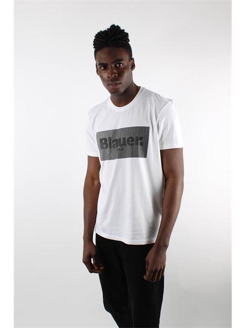 BLAUER | T-shirt | 21SBLUH02133100