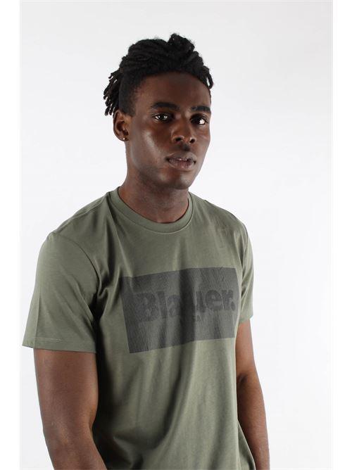 BLAUER | T-shirt | 21SBLUH02133702