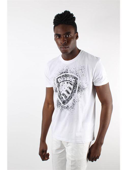 BLAUER | T-shirt | 21SBLUH02134100