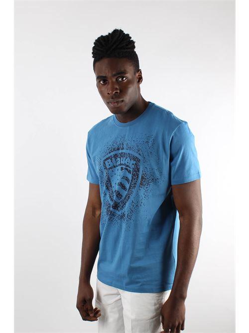 BLAUER | T-shirt | 21SBLUH02134801
