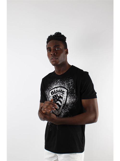 BLAUER | T-shirt | 21SBLUH02134999