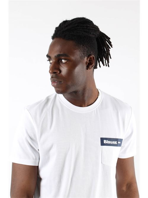 m/m BLAUER | T-shirt | 21SBLUH02136100