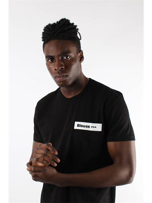 BLAUER | T-shirt | 21SBLUH02136999