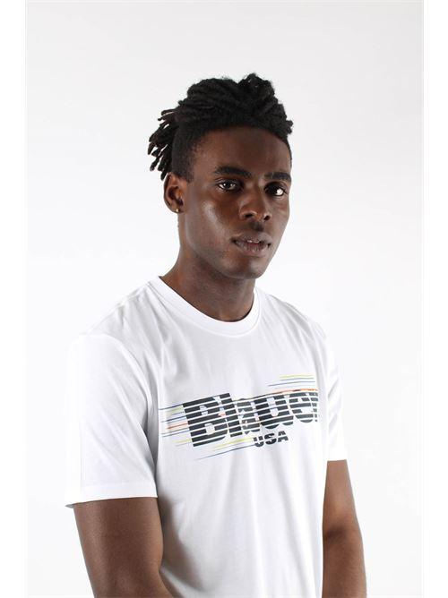 BLAUER | T-shirt | 21SBLUH02334100