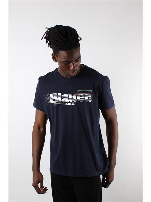 BLAUER | T-shirt | 21SBLUH02334802